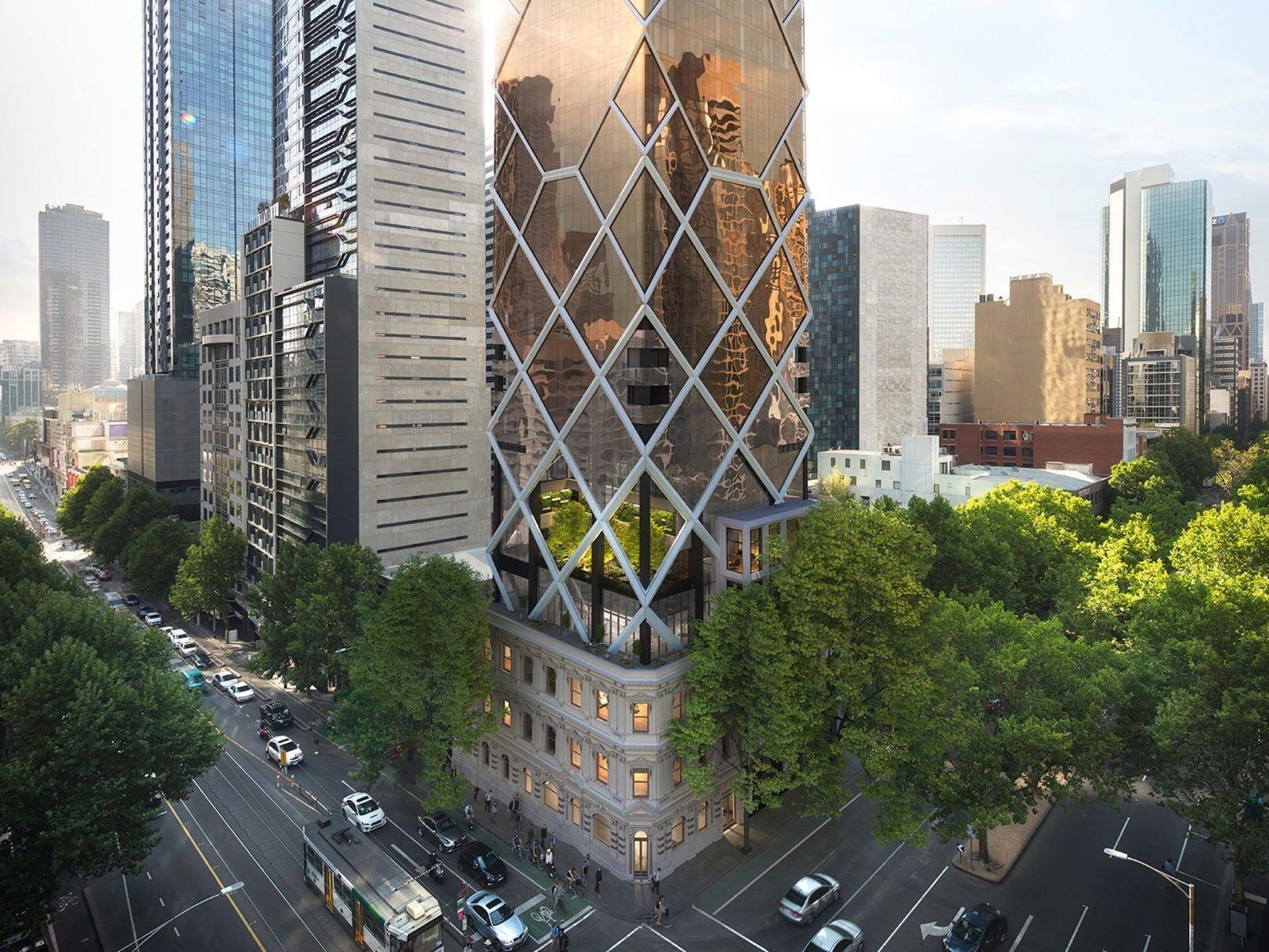 Queen & La Trobe Street, Melbourne VIC